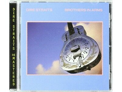 Dire Straits - Brothers in Arms [Audio CD] - AKZEPTABEL