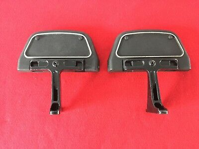Genuine 2013 Harley Touring Stock Passenger Floorboards 1986-2019 Electra Glide