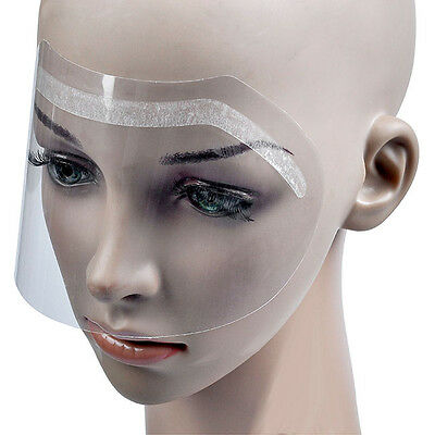 Hard-Working Hairspray Plastic Shield Mask Eye Face Protector Hair Salon Home Us Styling Tool Fast Color Styling Accessories