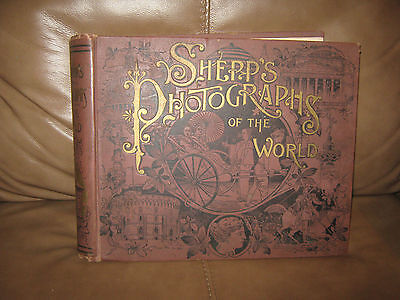 Shepp's Photographs of the World hard cover book