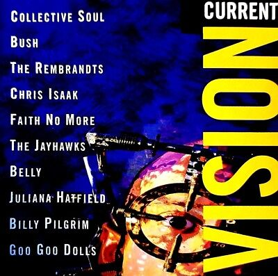 Current Vision various artists music CD