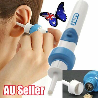 Electric Ear Wax Removal Vacuum Cleaning Cleaner Device Earpick Painless Tool JO