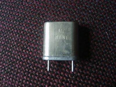 42.9000 MHz CRYSTAL FOR THE  DRAKE TR4C TRANSCEIVER  COVERS 28.400 - 29.0000 MHZ