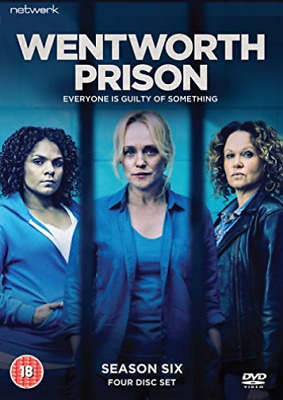 Wentworth Prison Season 6 DVD NEW
