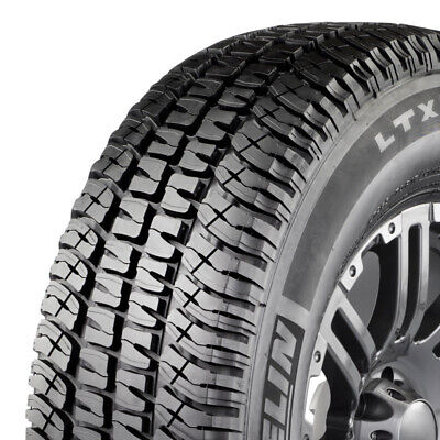 2 new michelin ltx at2 lt24575r17 load e 10 ply at all