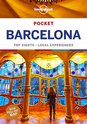 Lonely Planet Pocket Barcelona 6 Travel Guide 2018 BRAND NEW 9781786572646