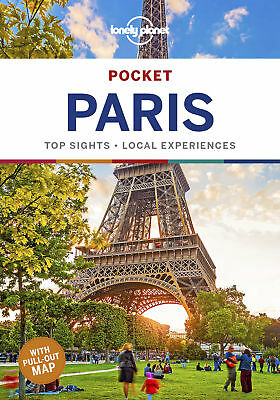 Lonely Planet Pocket Paris 6 Travel Guide 2018 BRAND NEW 9781786572813