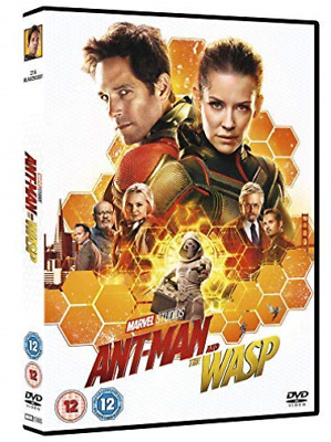 Ant Man & The Wasp DVD NEW