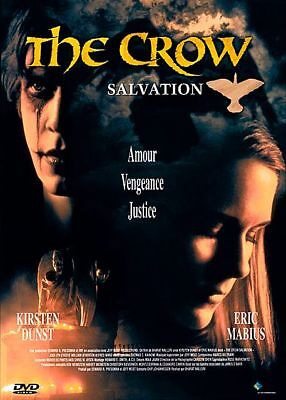 The Crow 3 : Salvation -  Dvd Neuf Sous Blister