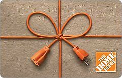 1 Home Depot BOW GIFT CARD COLLECTIBLE NO $ VALUE COLLECTOR