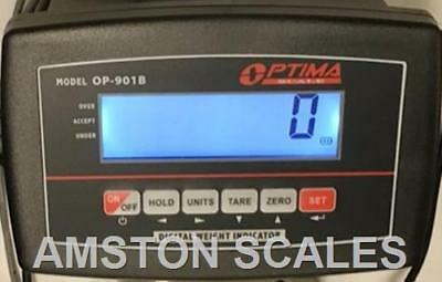 Scale Display Controller Brain Computer Sensor Weighing Force Gauge Battery Lcd