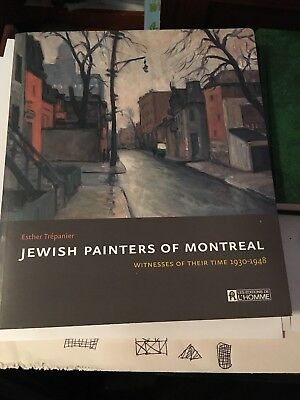 Jewish painters of Montreal 1930 to 1948