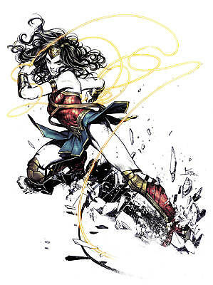 WONDER WOMAN #63 Shirahama VARIANT