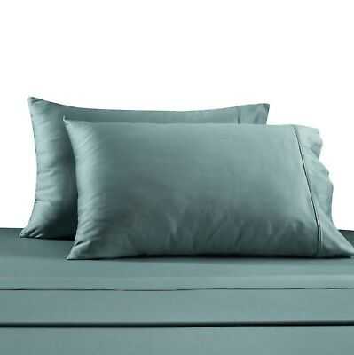 Bed Bath & Beyond 330-Thread Count 100% Cotton Sateen King Pillowcases in Lig...
