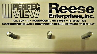 REESE PERFEC-VIEW 1055 Strip door wall mount-56in-heavy duty -mount only
