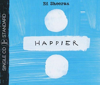 Sheeran Ed-Happier CD NEW