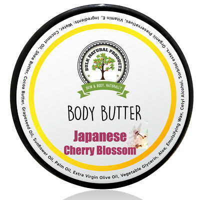 Shea Butter & Cocoa Butter Thick, Moisturizing Body and Foot Butter (6.7 fl oz.)