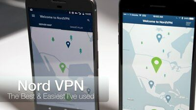 Nord VPN about 24 month year subscription, warranty ,instructions.setup support