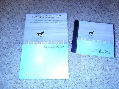 The Untethered Soul : The Journey Beyond Yourself by Michael A. Singer (2007, P…