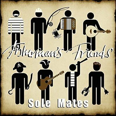 Fishermans Friends-Sole Mates CD NEW