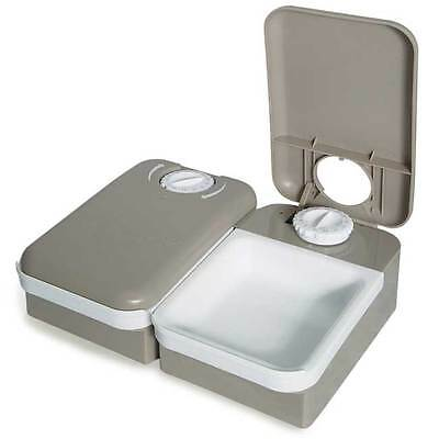 PetSafe Automatic 2 Meal Pet Feeder for All Size Pets