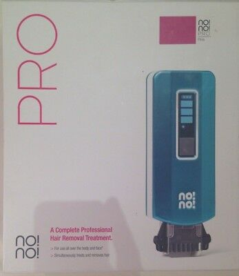 no!no! Pro Hair Removal Device for Face and Body