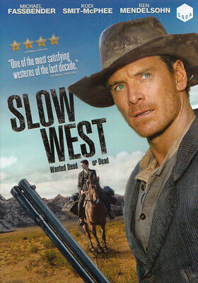 Slow West (Canadese Uscita) Nuovo DVD