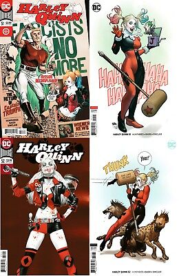HARLEY QUINN (2016) - Issues #51 and up * NM * DC Comics - REBIRTH