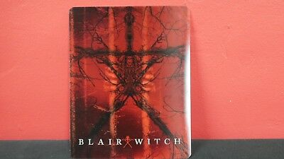 BLAIR WITCH - 3D Lenticular Magnet Cover for BLURAY STEELBOOK