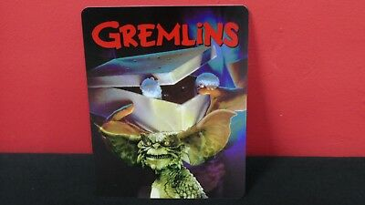 GREMLINS - 3D Lenticular Magnetic Cover Magnet for BLURAY STEELBOOK