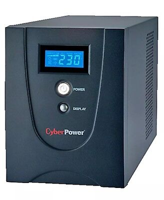 CYBERPOWER 1200VA UPS Uninterruptible Power Supply & Surge Protector