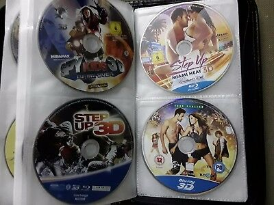 ANY ONE 3D BLU RAY MOVIE...pg4 DISC ONLY IN WHITE PROTECTED SLEEVE..BUY ORIGINAL