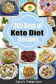 Ketogenic Diet: 365 Days of Keto,Low-Carb Recipes for Rapid Weight Loss PDF-EPUB