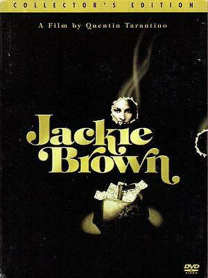 Jackie Brown 1997 (Miramax 2002 2 DISC SpEd ) Pam Grier  Samuel L.Jackson