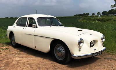 1957 Bristol 405 Sports Saloon