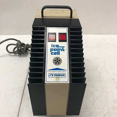 Omega Ice Point Temperature Reference Cell with TC's