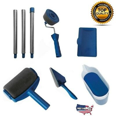 EROLLER - Multifunctional Paint Roller ( 8PCS ) High Quality + Free Shipping