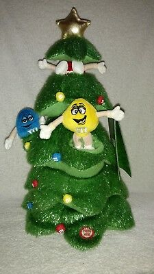 M&M's 2010 Musical Animation Christmas Tree