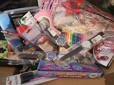 Wholesale Joblot Mixed Box Of More Than 25 Items All Items Brand New job lot