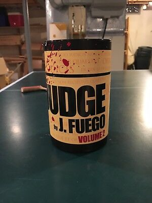 The Judge vol 2 by J. FUEGO CIGAR JAR from Famous SMOKE