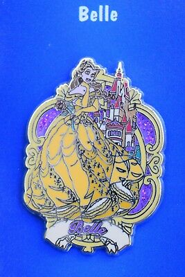 Disney Store BEAUTY and the BEAST BELLE 12 MONTHS OF MAGIC Pin - Retired Pins