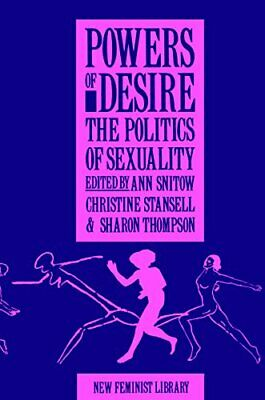 Powers of Desire (New Feminist Library) by Ann Book The Cheap Fast Free Post