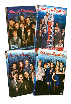 Newsradio - The Complete Collection Stagioni 1- Nuovo DVD