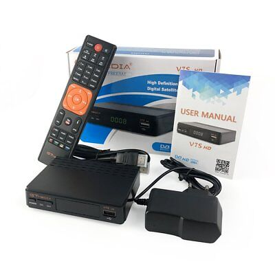 Freesat V7S DVB-S2 HD 1080P Decoder satellitare per ricevitore satellitare TD
