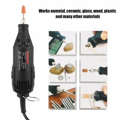 Dremel MultiPro Rotary Tool 110V/220V Electric Grinder Variable Speed Mini Drill