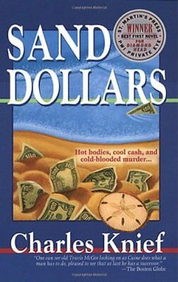 Sand Dollars (John Caine Mysteries) by Knief, Charles Paperback Book The Cheap