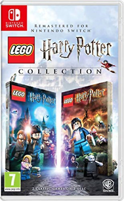 Nintendo Switch-LEGO HARRY POTTER YEARS 1-7 GAME NEW