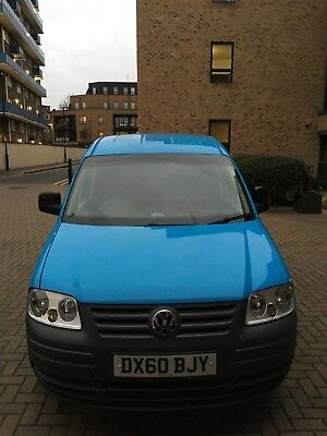 2010 VW Caddy Maxi