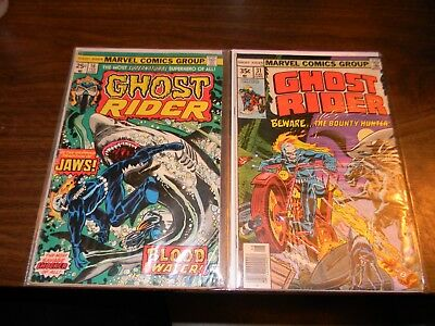 Ghost Rider Lot Of 5
