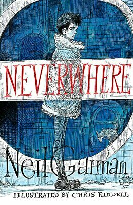Neverwhere: the Illustrated Edition by Gaiman, Neil Book The Cheap Fast Free